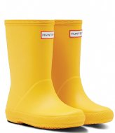 Hunter Boots Kids First Classic yellow