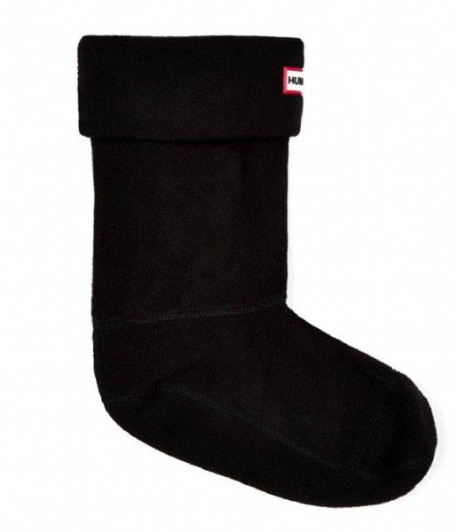Hunter Sokken Kids Boot Sock Black