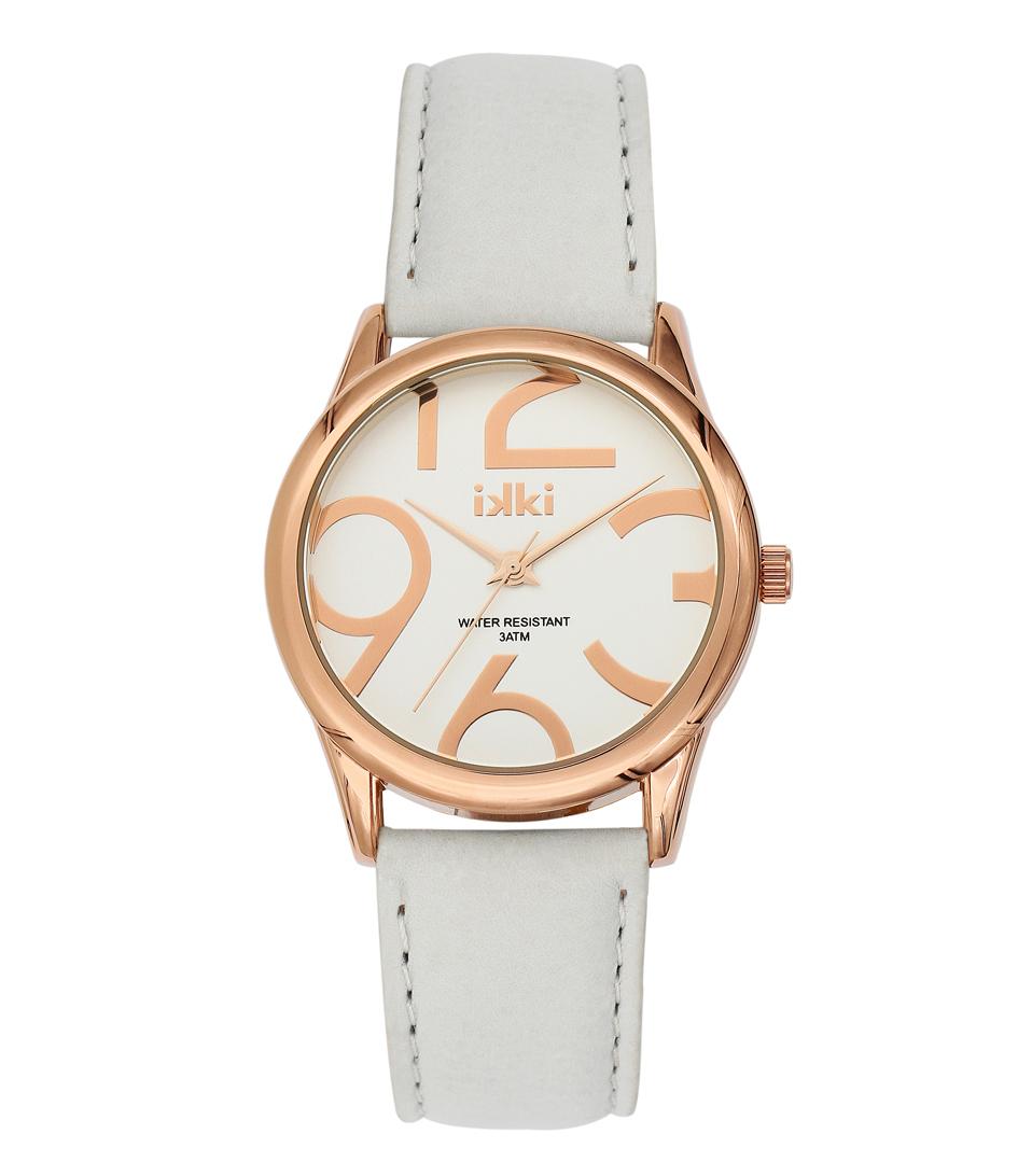 IKKI Horloges Watch Chloe White