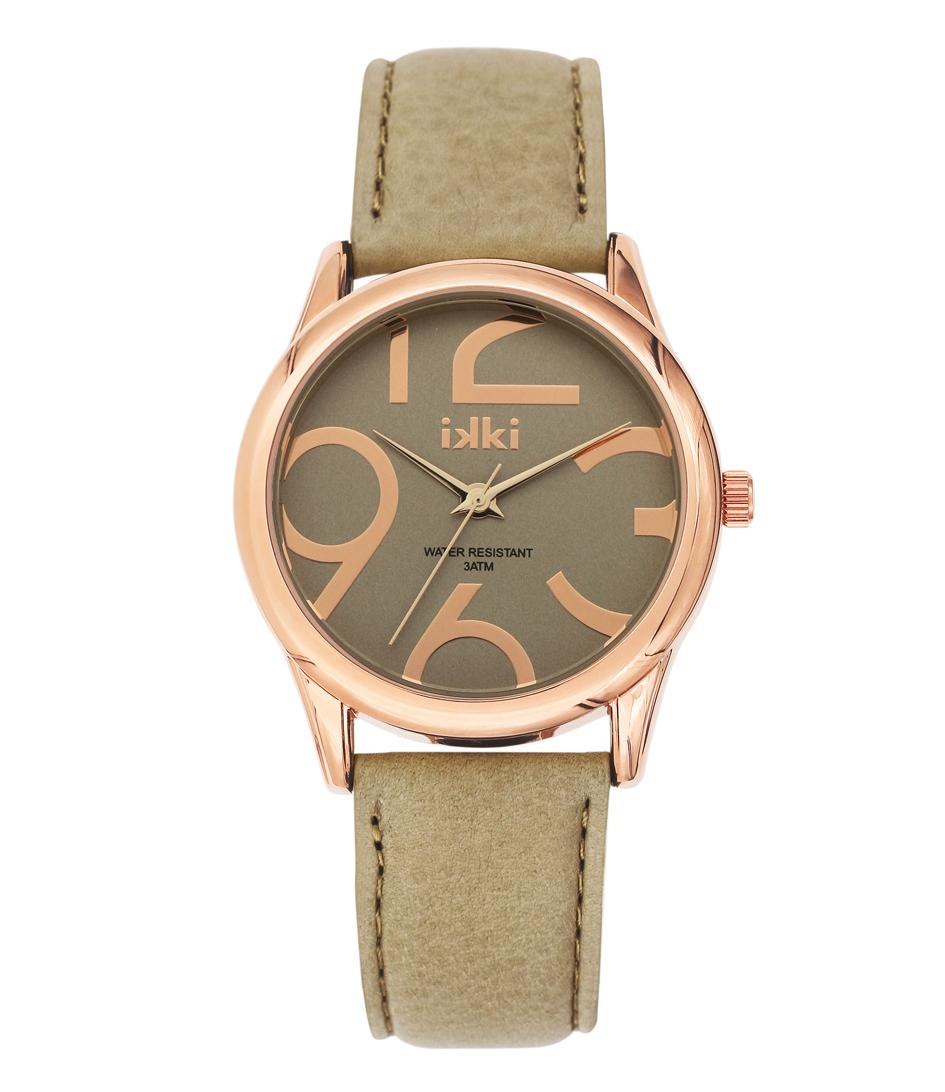 IKKI Horloges Watch Chloe Burly Wood