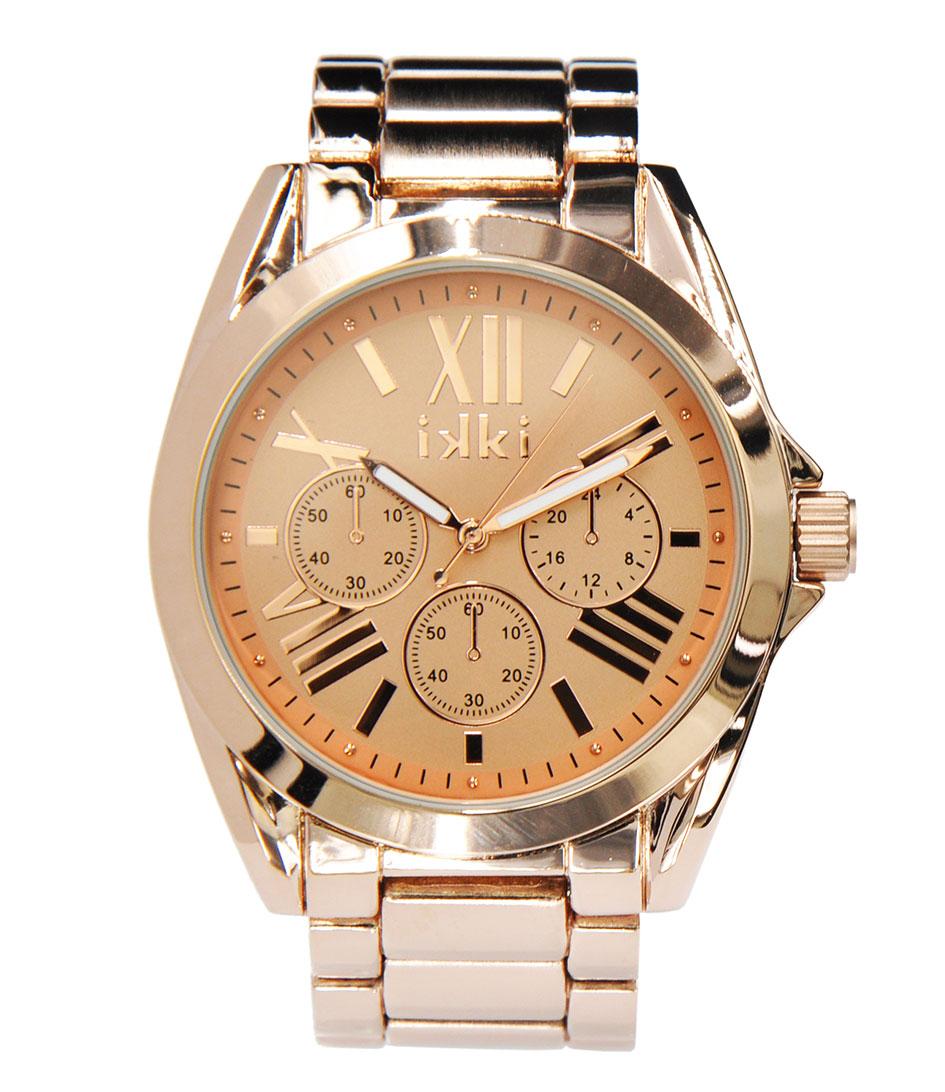 IKKI Horloges Watch Vika Rose Gold