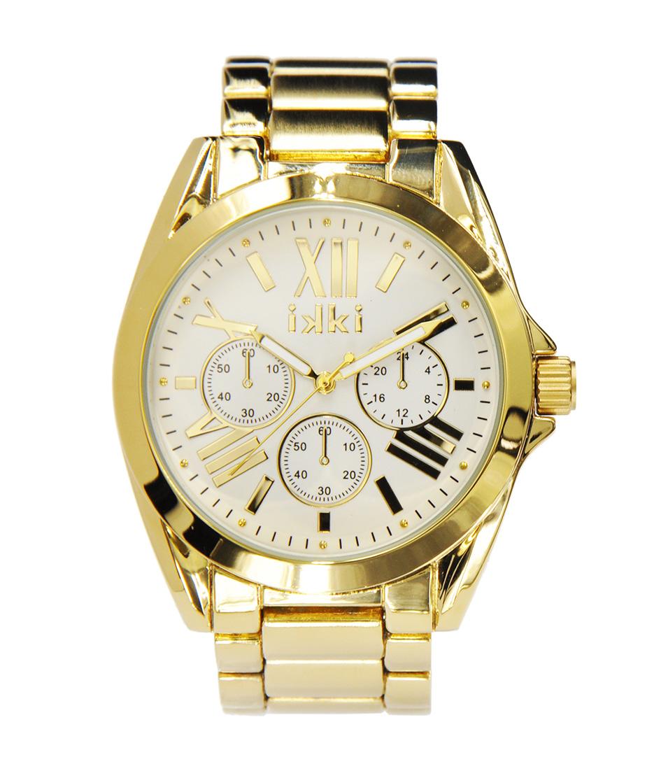 IKKI Horloges Watch Vika Gold Goud