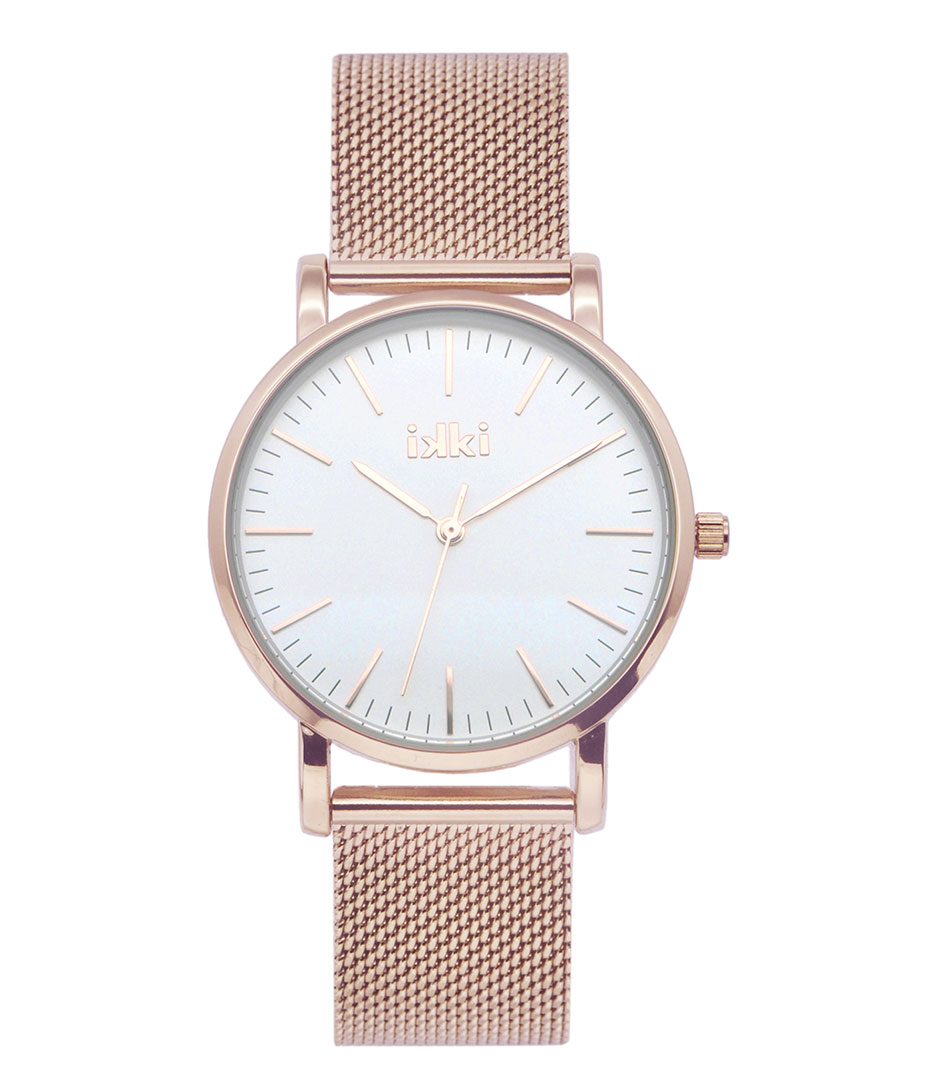 Watch Jamy Rose Gold Plated