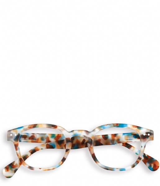Izipizi Leesbril #C Reading Glasses blue tortoise