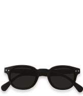 Izipizi #C Sunglasses black soft grey