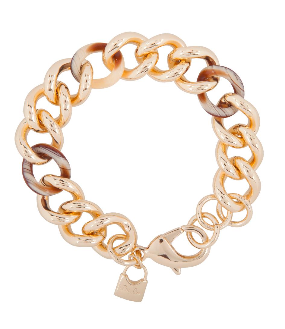 Jewellery by LouLou Armbanden La Bohème Bracelet Goud