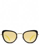 KOMONO Crafted Billie black gold colored (3600)