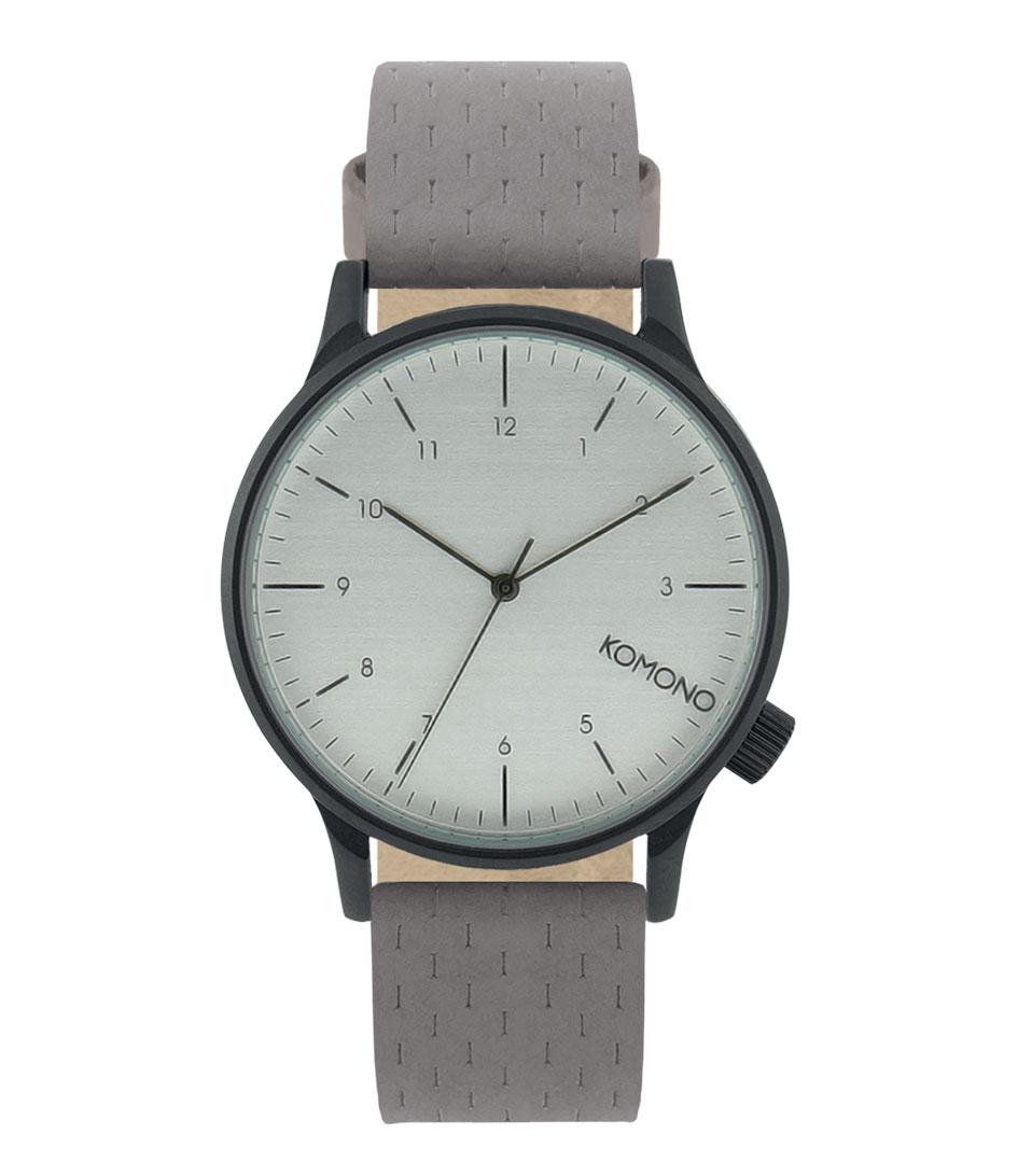KOMONO Horloges Winston Grijs