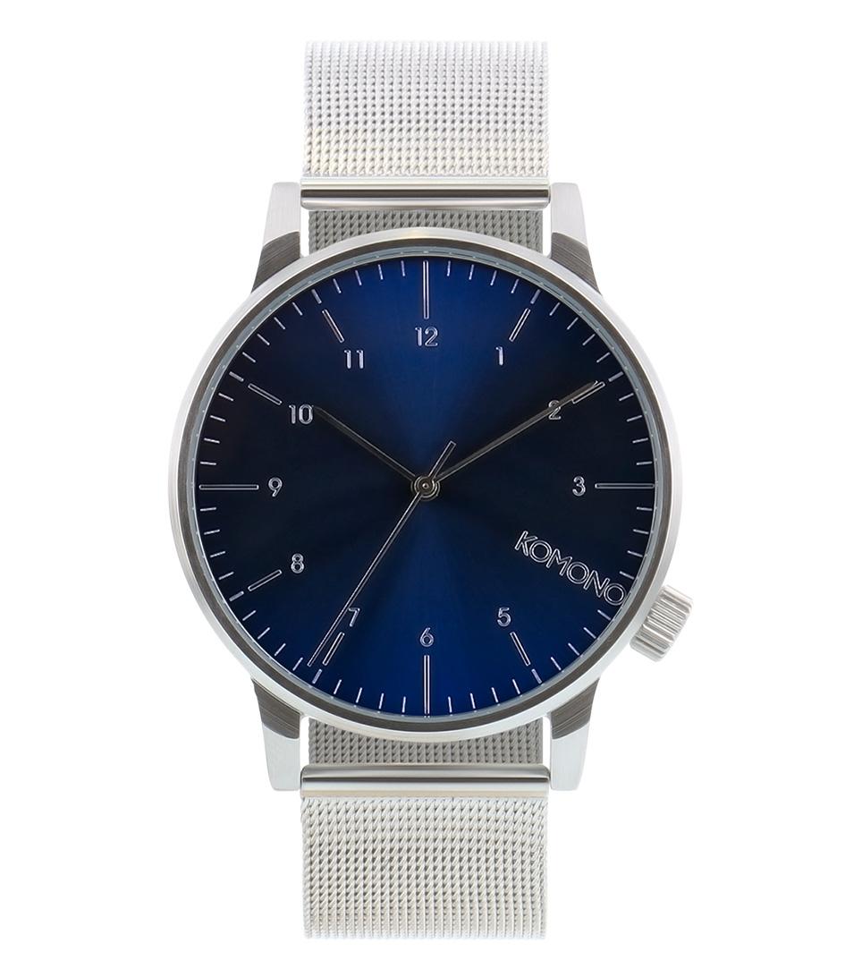 KOMONO Horloges Winston Royale Blauw