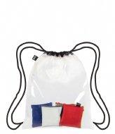 LOQI Backpack Transparant transparant