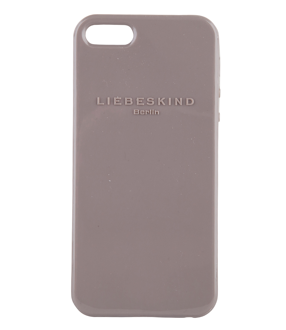 iphone 5 mobile cap mouse grey liebeskind the little green bag. Black Bedroom Furniture Sets. Home Design Ideas