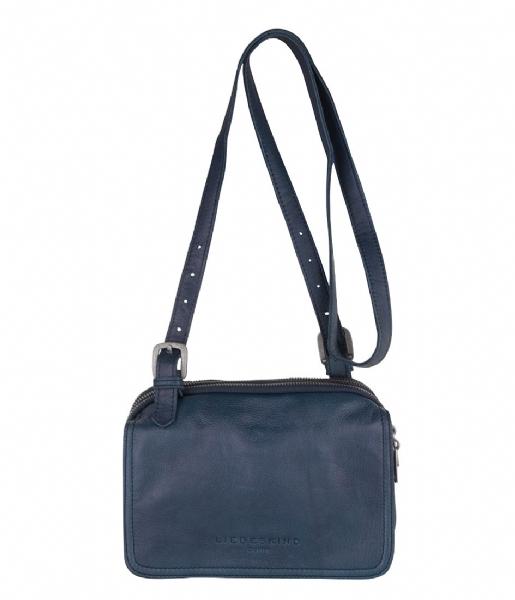 maike vintage dark blue liebeskind the little green bag. Black Bedroom Furniture Sets. Home Design Ideas