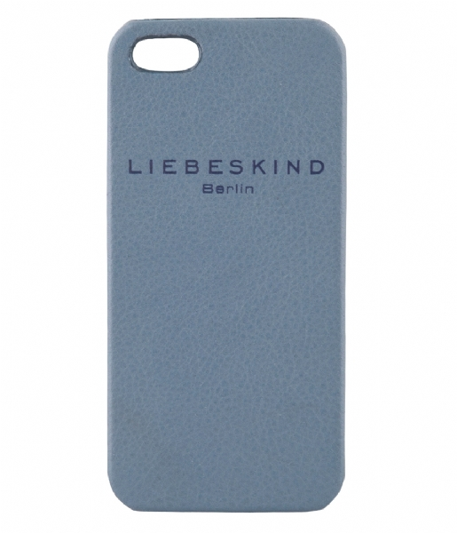 iphone 5 cap soft blue liebeskind the little green bag. Black Bedroom Furniture Sets. Home Design Ideas
