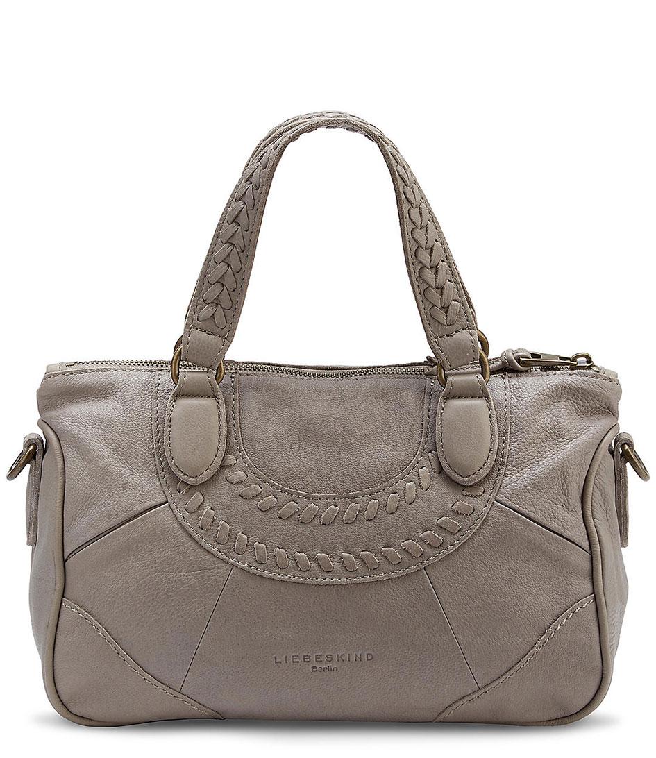 Liebeskind Handtassen Esther XS Icon Bag Vintage Grijs