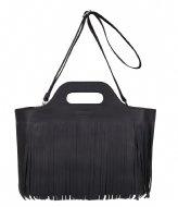 MYOMY My Carry Hairy Handbag black hairy (80021162)