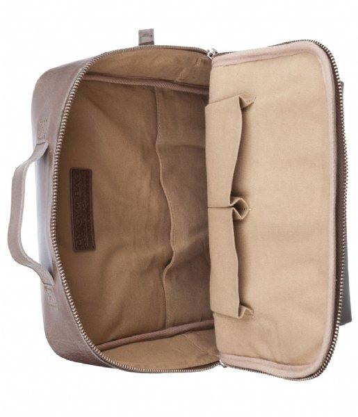 MYOMY School rugzak My Gym Bag Back Bag 13 Inch hunter wax taupe (25421239)
