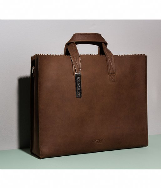 MYOMY Handtas My Paper Businessbag 13 Inch original (774962)