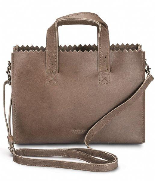 MYOMY Crossbodytas My Paper Bag Mini Handbag Crossbody hunter taupe (10761381)