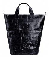 MYOMY My Bucket Bag Business 15 Inch Croco black (3159-3014)