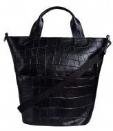MYOMY My Bucket Bag Handbag Croco black (3157-3014)
