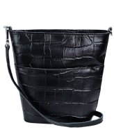 MYOMY My Bucket Bag Mini  Croco black (3151-3014)