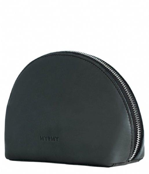 MYOMY Make-up tas My Moon Bag Make up Hunter off-black (8540-1081)