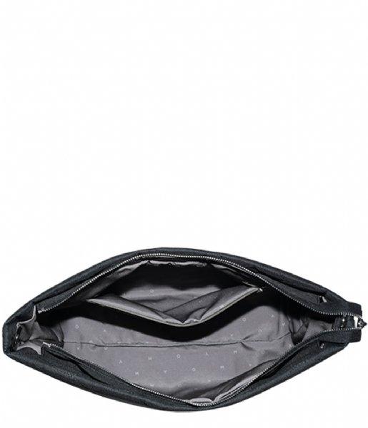 MYOMY Handtas My Circle Bag Handbag Padded RPET Black (5152-70)