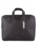MYOMY-Laptoptassen-My Paper Bag Laptop-Zwart
