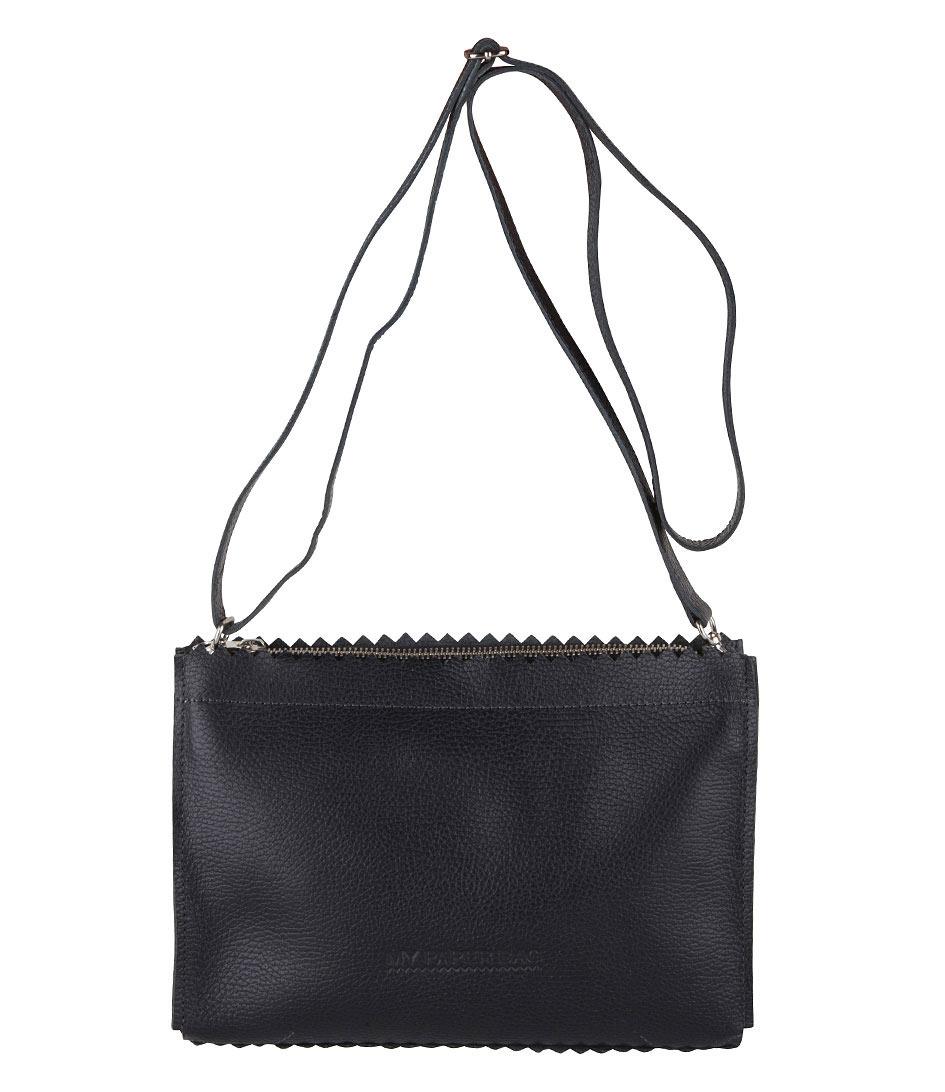 MYOMY Handtassen My Paper Bag Mini 2 Zwart