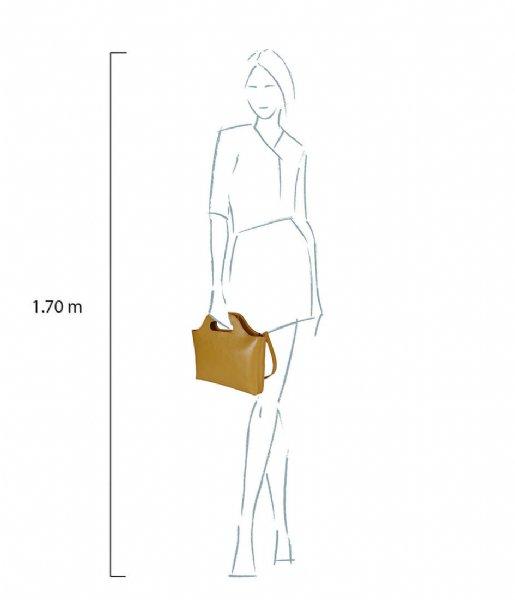 MYOMY Handtas Carry Mini seville ocher (8051-55)