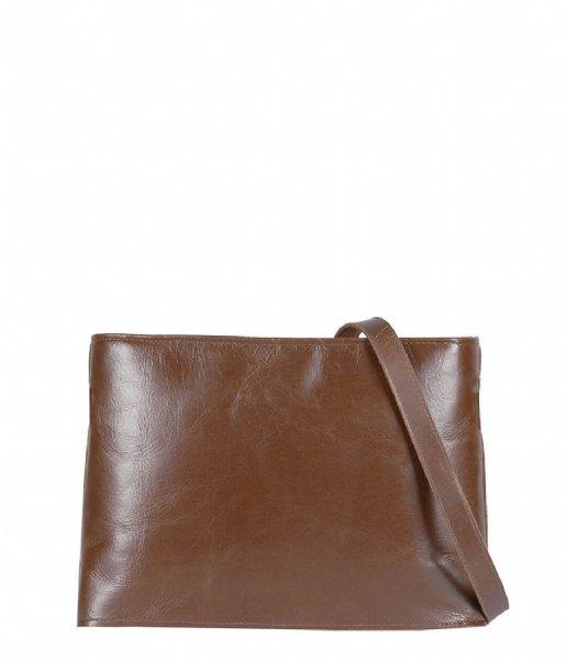 MYOMY Crossbodytas My Paper Bag Wrapped Crossbody hunter waxy original (2177-1166)