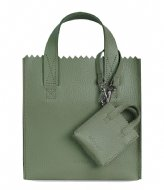 MYOMY My Paper Bag Square Mini Rambler Green (3651-52)