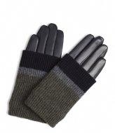 Markberg Helly Glove Black grey olive