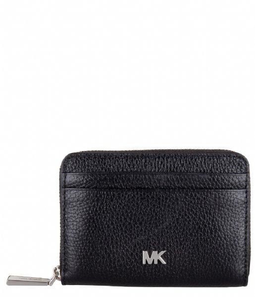 Michael Kors Ritsportemonnee Mott Coin Card Case black