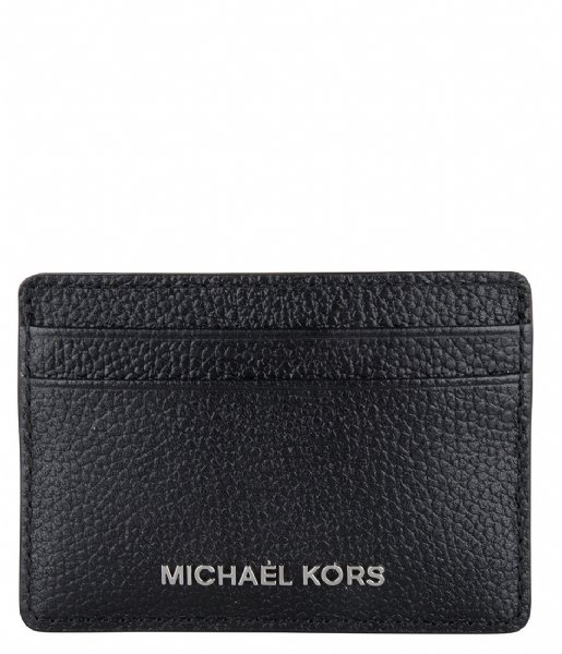 Michael Kors Pasjes portemonnee Card Holder black