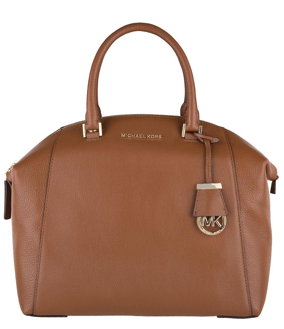 Michael Kors Riley Laukku : Riley large satchel luggage michael kors the little