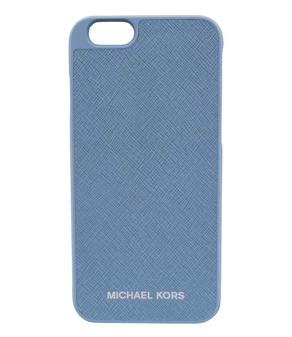 iphone 6 cover letters denim michael kors the little green bag. Black Bedroom Furniture Sets. Home Design Ideas