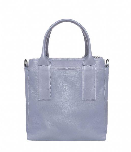MyK Bags Handtas Bag Ivy Silver Grey