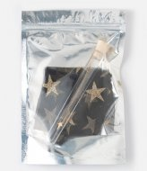 Orelia You Are A Star Sock Gift Pack pale gold plated (23368)