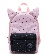 Parkland Little Monster Polka Dots Backpack polka dot quartz (00259)