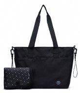 Parkland Fairview Diaper Bag 13 Inch black (00217)