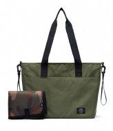 Parkland Fairview Diaper Bag 13 Inch army (00229)