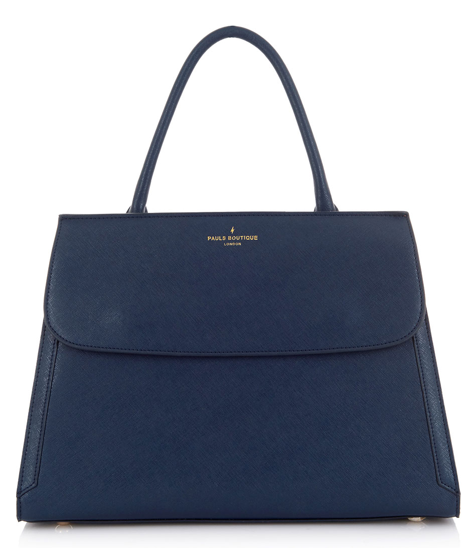 Pauls Boutique Handtassen Amber Trinity Medium Bag Blauw