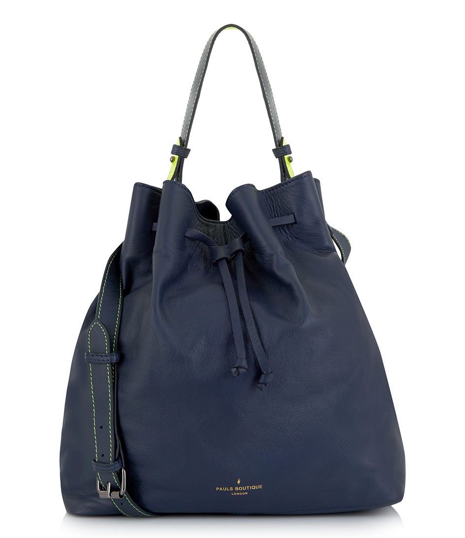Pauls Boutique Handtassen Cora Belgrave Medium Bag Blauw