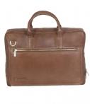 Plevier-Laptoptassen-Laptop Bag 272 17.3 inch-Bruin