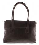 Plevier-Laptoptassen-Ladies Laptop Bag 473-Bruin
