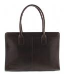 Plevier-Laptoptassen-Document Bag 14 inch-Bruin