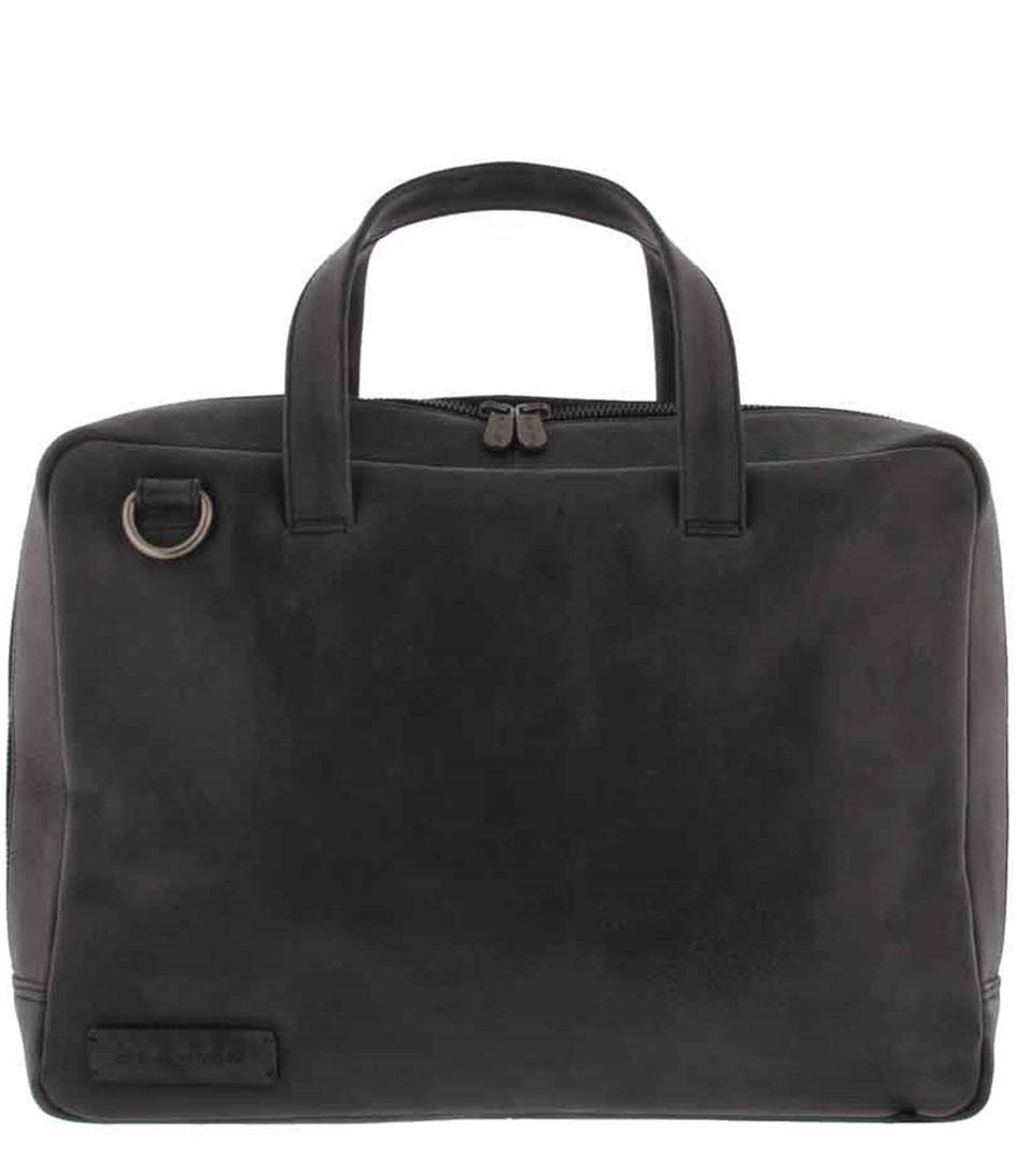 bebaad1c737 Document Bag 703 black Plevier   The Little Green Bag