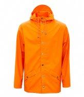 Rains Jacket fire orange (83)