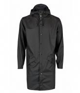 Rains Long Jacket black (01)